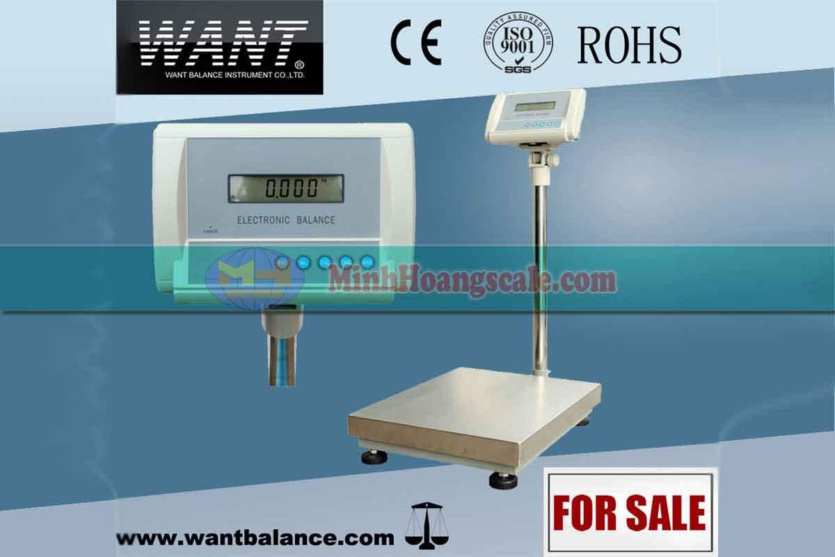 Cân bàn điện tử WTL Want Balance