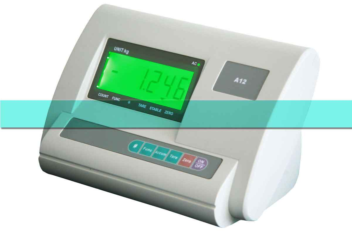 Đầu cân điện tử XK3190-A12