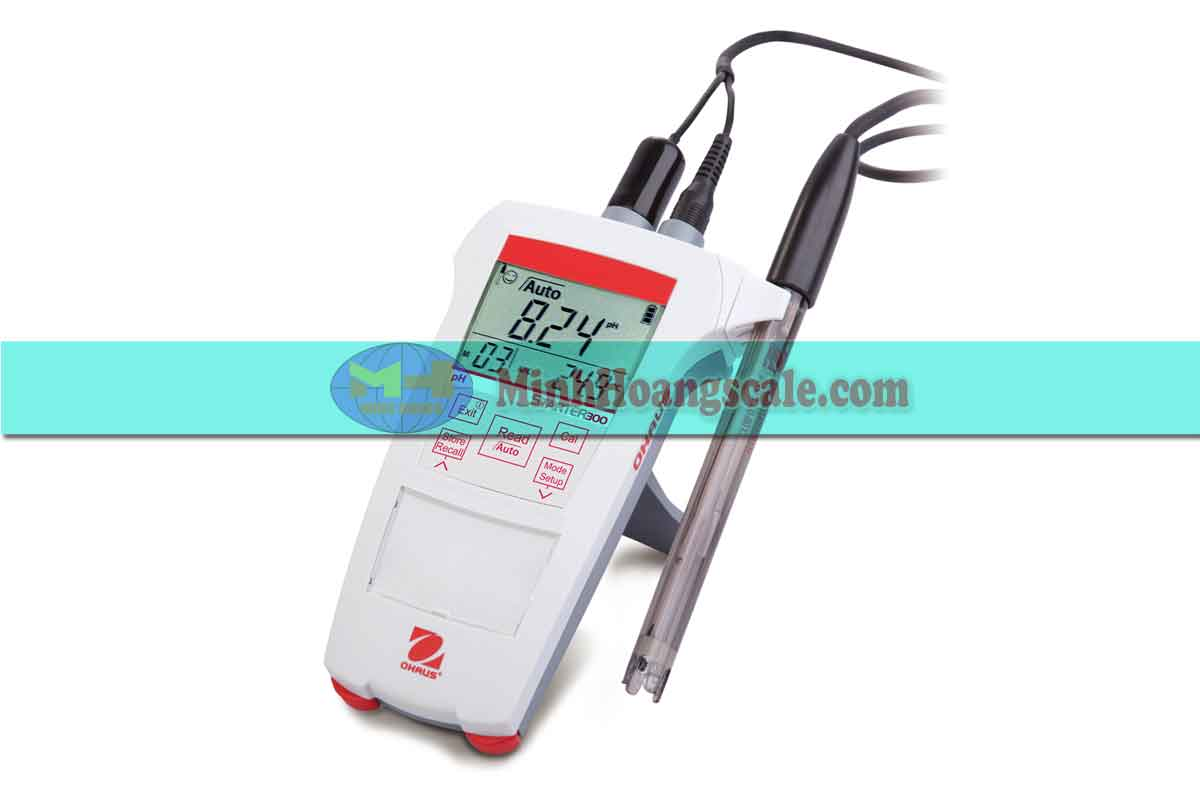 Máy đo độ PH cầm tay ST300