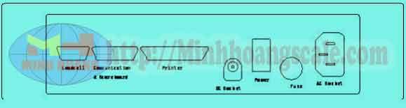 Bộ chỉ thị cân XK3190-A9P