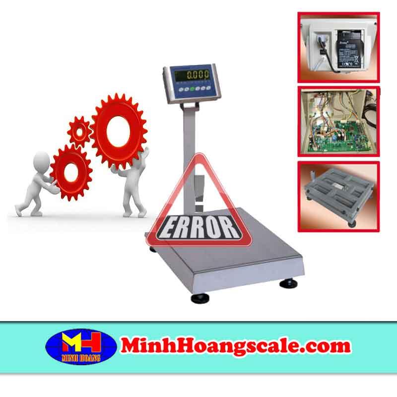 Sửa chữa cân bàn điện tử