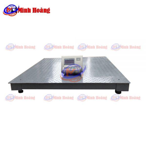 Cân sàn điện tử 1 tấn 2 tấn 3 tấn 5 tấn 10 tấn
