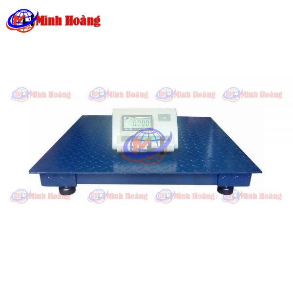 Cân sàn điện tử A12 1 tấn 2 tấn 3 tấn 5 tấn 10 tấn